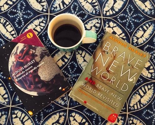 Aldous Huxley, il mondo nuovo, romanzo distopico